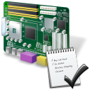 List Computer Hardware Information Software icon