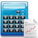 Statistical Analysis Calculator Software icon