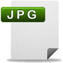 JPG to Word icon