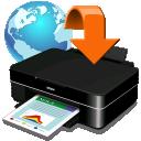 Epson Connect Printer Setup icon