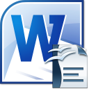 MS Word Import Multiple OpenOffice Writer Documents Software icon