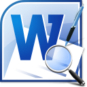 MS Word Find and Replace In Multiple Documents Software icon