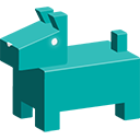 SlideDog icon