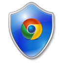 Chrome Privacy Shield icon