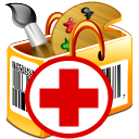 DRPU Barcode Software for Health Care Industry icon