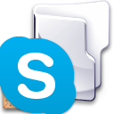 Skype History Cleaner icon