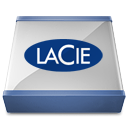 LaCie Desktop Manager icon