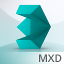 Autodesk 3ds Max Design icon
