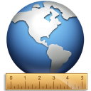 Find Distance Between Multiple World Cities Software icon