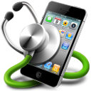iSkysoft iPhone Data Recovery icon