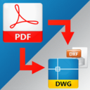 Aide PDF to DWG Converter icon