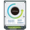 IUWEshare Free Hard Drive Data Recovery icon