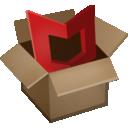 McAfee WebAdvisor icon
