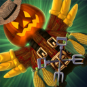 Chicken Invaders - Cluck of the Dark Side Halloween Edition icon