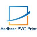 Aadhaar PVC Print icon