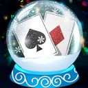 Solitaire Christmas Match 2 Cards icon