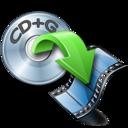 Power CD+G to Video Karaoke Converter icon