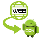 Website APK Builder Pro icon