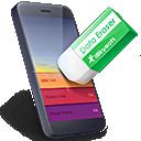 iSkysoft Data Eraser icon