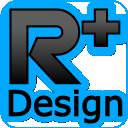 R+ Design icon