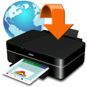 Epson Connect Printer Setup icon