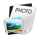 Photo Slide Show Time icon