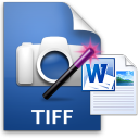 TIFF To Word Doc Converter Software icon