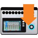 TouchMix DAW Utility icon