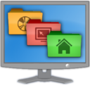 EMCO Network Software Scanner icon