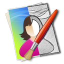 Sketch Drawer icon