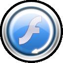 Free Flash to MP4 Converter icon