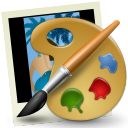 Convert Color Images To Black and White Software icon