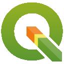 QGIS Las icon