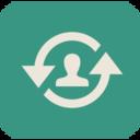 Geneanet Upload icon