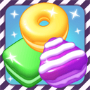 Cookie Blast Fever - Match 3: Sweet Baking Journey icon