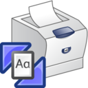 Xerox Font Management Utility icon