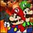Super Mario Bros Rambo icon