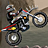 Biker vs Zombies icon