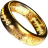 The One Ring 3D Screensaver icon