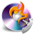 Free CD DVD Burner icon