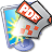 ScanSoft PDF Create! icon
