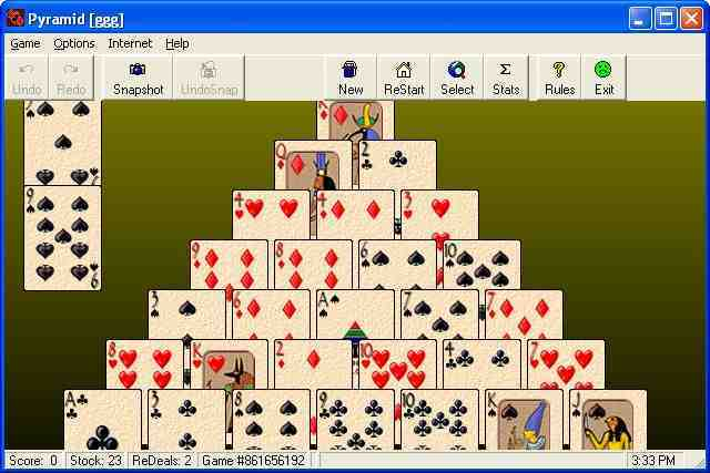 pretty good solitaire free download