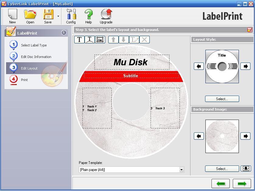 cyberlink label print 2.5