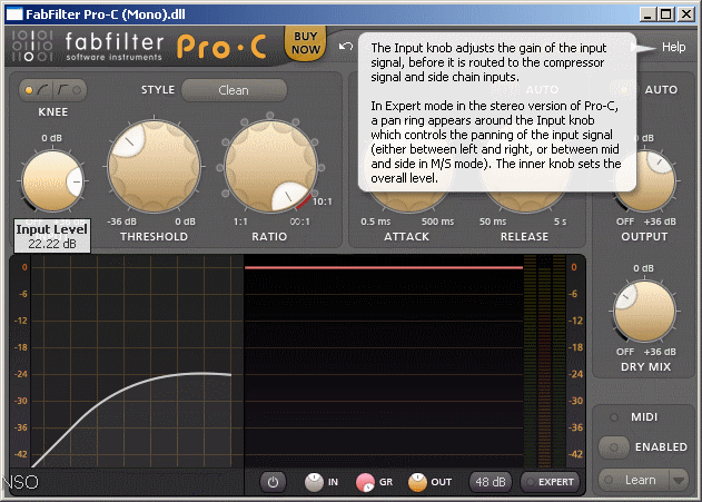 FabFilter Pro-L v124 Free Download (WIN-OSX) - Go