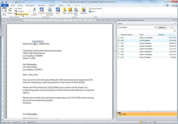 atlas xl for microsoft dynamics ax download for free