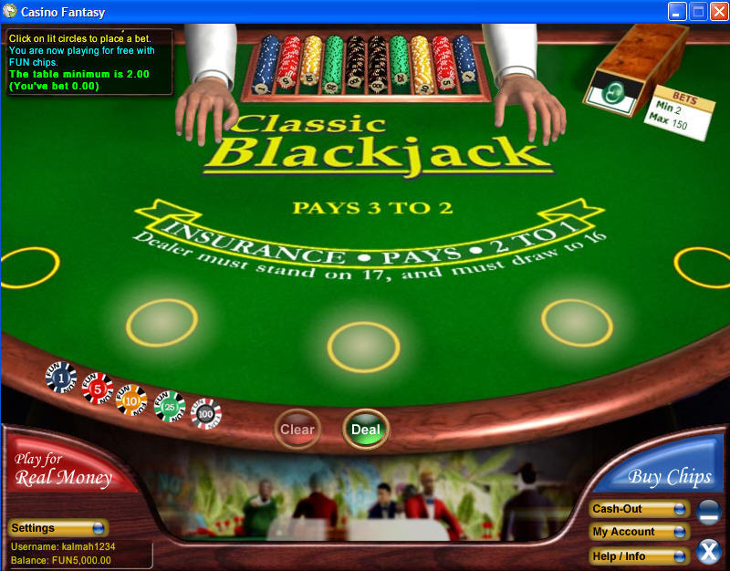 Casino Fantasie