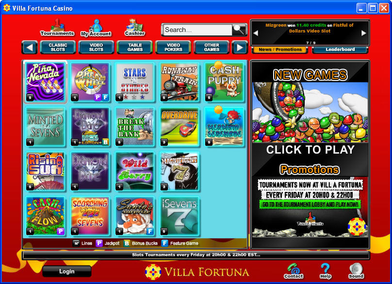 Villafortuna Casino