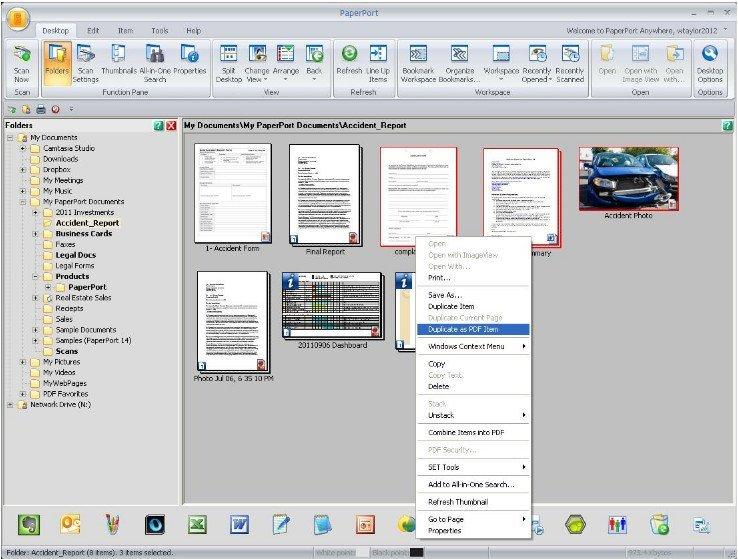 Nuance PaperPort 14.5.6 - Download