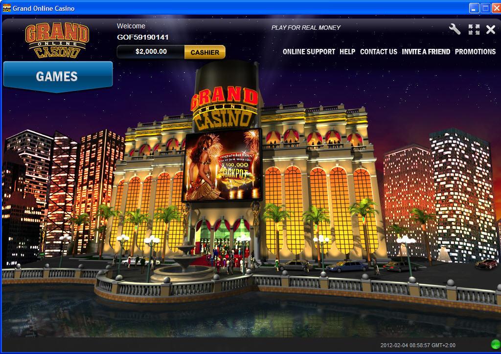 Grand Montreal Casino Online