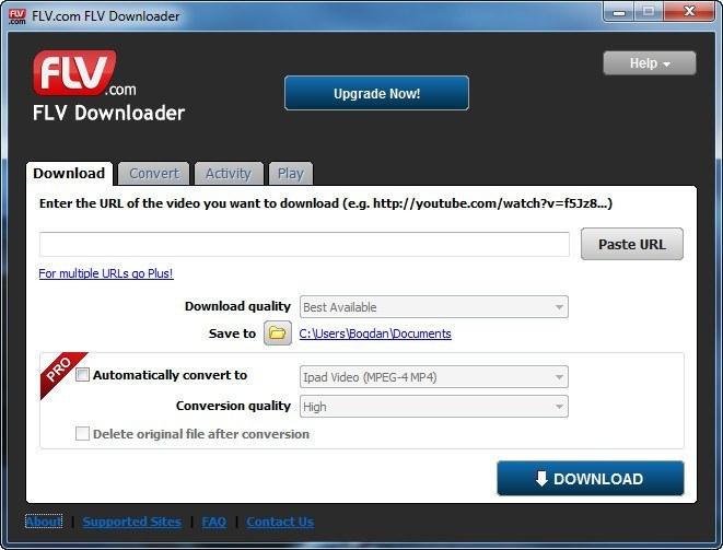 VDownloader - Free YouTube Downloader Video